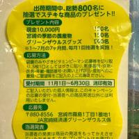 わが家の常備野菜のひとつはピーマン (^o^)/
