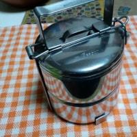 インドの弁当箱