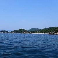 847.遠いようで近い島(2) ― 答志島からの漕ぎ