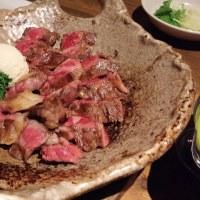 熟成赤牛肉@孫三郎・熊本市