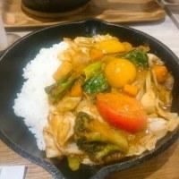 野菜を食べるカレー camp express