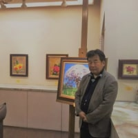 ●「山本幸雄展」5/19まで開催中です!【中之島】