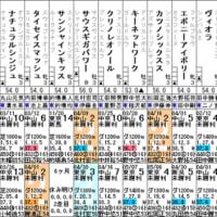 【ビジューブランシュ】5/20東京2R 3歳未勝利(混)・出走確定