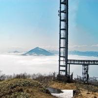 紋別岳 866m 雲海景観