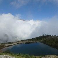 後立山・八方尾根から唐松岳(その3)
