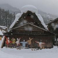 世界遺産・雪降る白川郷 19