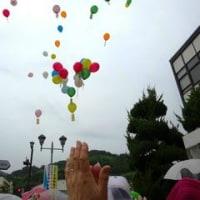 国民平和大行進2016 岡山県終了