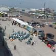 「にっぽん丸」 釧路入港 2017/07/09  船上レポ5