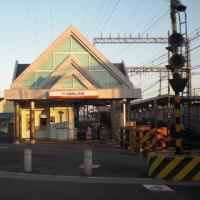 南海電鉄高野線 大阪狭山市駅!