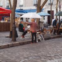 パリ・モンマルトル紀行⑤ 「洗濯船」で始まったピカソの恋