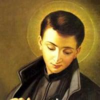 聖ガブリエル・ポセンティ修道者 おん悲しみの聖母のガブリエル