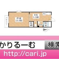 2017/06/10 セルテス鳥見 間取図(間取り図)
