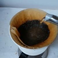コーヒー焙煎にチャレンジ