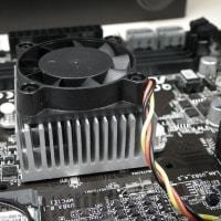 KabiniなオーディオPCを作る WD Black2活用できる???