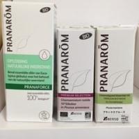 プラナロム ケモタイプ精油などのパッケージが新しくなりました!!