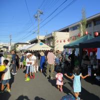 新諏訪地区夏祭り