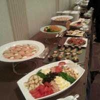 2015年度<合格祝賀会>のお料理