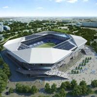 4万人の巨大スタジアムが140億円で出来た。ガンバ大阪新スタジアム