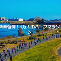 第18回ハイテクハーフマラソン参加記録