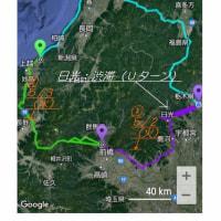 日本海へ:海岸線を走ってきた