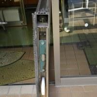 自動ドアの修理