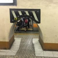 御茶ノ水駅の不思議な空間
