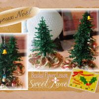 お気に入りのオーナメントを付けても、そのままでも * クリスマスツリー