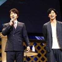 チョン・ユンホ様&クォン・サンウ様 20140627「野王」イベント記念~。。。そうか3年前だね・・・💓