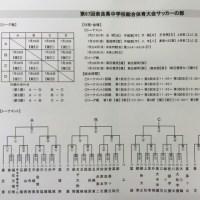 奈良県中学校総合体育大会について 3