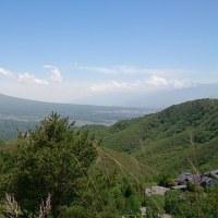 霧ヶ峰と美しヶ原高原