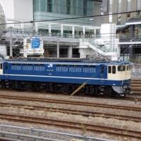 EF65-1115号機@さいたま新都心駅