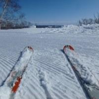 久々のスキー
