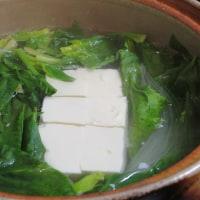 牛肉とサトイモを煮て火曜の晩ご飯