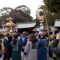 建国祭(明治神宮)