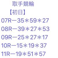 4/26 取手競輪 初日
