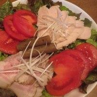 豚のチャーシュー&茹で鶏