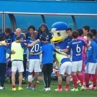 【J1】横浜vs甲府「Integral Goalを」@ニッパツ