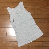 11/26 ランニングシャツ ちゃんと洗濯しました!