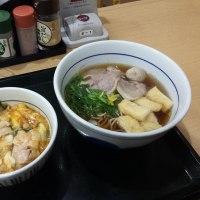 なか卯・親子丼(ミニ)