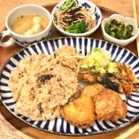 玄米食ランチ