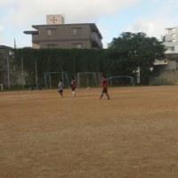ガールズ高学年(5 ・6年) 中学女子のトレーニングマッチ
