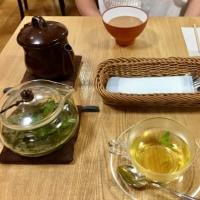 「アフタヌーンティー・ティールーム 東武池袋店」にてケーキとお茶