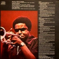 LEGACY OF FREDDIE HUBBARD (4) ・・・・・ SING ME A SONG OF SONGMY