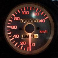 my BEAT君 390000km♪
