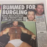 2人の泥棒がゲイの家に侵入した結果