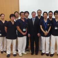 Dr. Don Frei visited Hyogo!