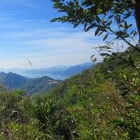 13 竜山・中野山・二艘木(490・580・290m:安芸区)登山  展望地からの眺望