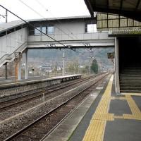 備中神代駅 in 岡山・新見市