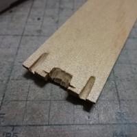 キハ40の工作(紙34) 組み立てその17