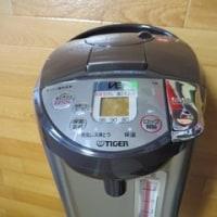 タイガー 電気ポット 3L 蒸気レス とく子さん PIB-A300